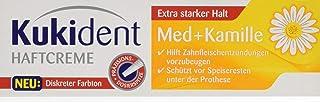 Kukident Crema adhesiva Md + limpiador de dientes de manzanilla 1 unidad (1 x 40 g)