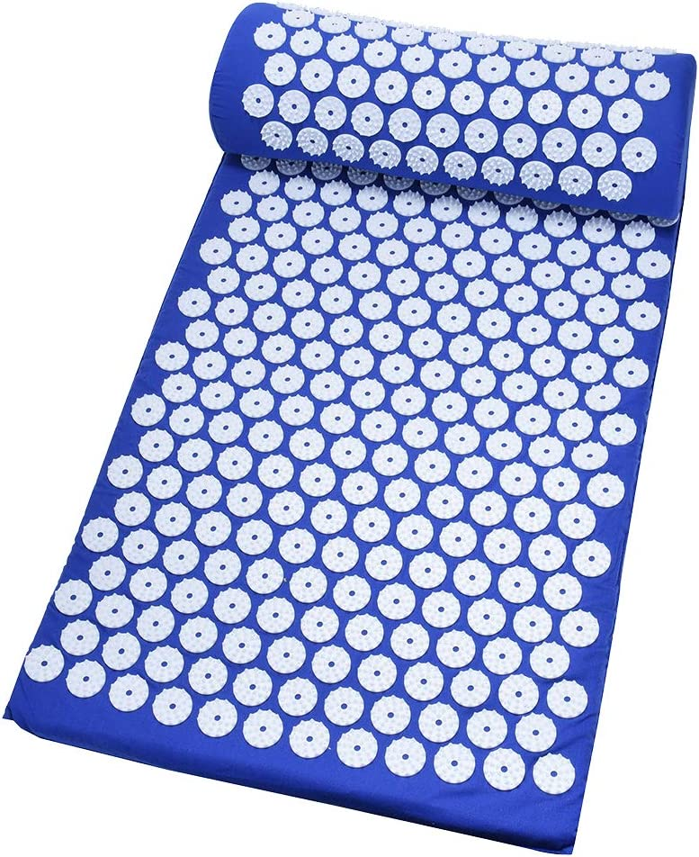 LoveinDIY Massager Cushion Pilates Al sold out. Mat Fitness Non-Slip Yoga Quantity limited