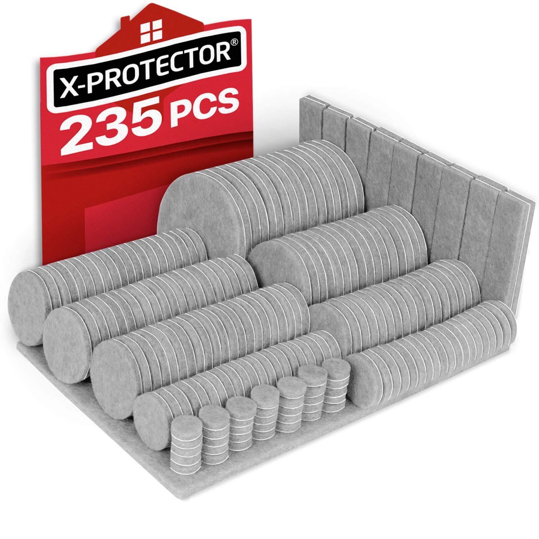 Felt Furniture Pads X Protector 235 Pr Buy Online In Burundi At Desertcart