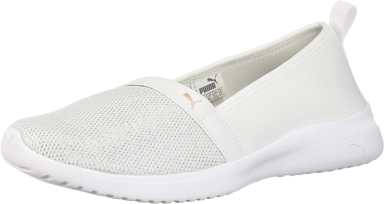 Amazon.com | PUMA Women's Adelina Sneaker | Fashion Sneakers