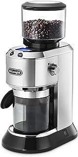 デロンギ(DeLonghi) デディカ コーン式コーヒーグラインダー 極細~粗挽き [粒度18段階設定] KG521J-M