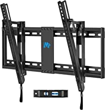 "Mounting Dream Tilt TV Wall Mount TV Bracket for Most of 42-70 Inches TV, TV Mount Tilt up to 20 Degrees with VESA 200x100 to 600x400mm and Loading 132 lbs, Fits 16"", 18"", 24"" Studs MD2165-LK"