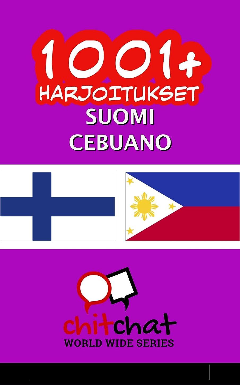 テナントいいねただやる1001+ harjoitukset suomi - Cebuano (Finnish Edition)