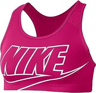 Nike Women's Swoosh Futura Bra Sports Bra