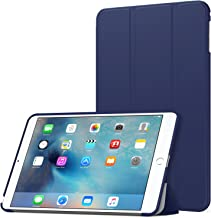 MoKo Case Fit iPad Mini 4 - Slim Lightweight Smart Shell Stand Cover Case with Auto Wake/Sleep Fit Apple iPad Mini 4 (2015 Edition) 7.9 inch iOS Tablet, Indigo