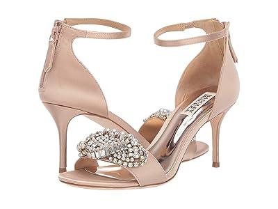 Badgley Mischka Odelia (Latte) High Heels