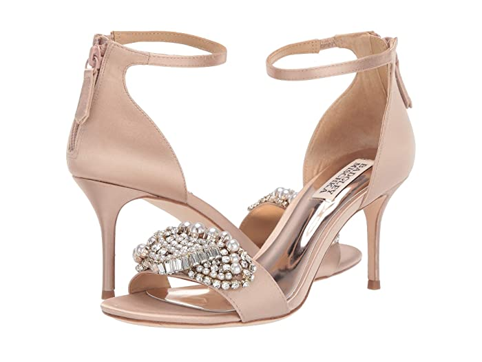 Badgley Mischka  Odelia (Latte) High Heels