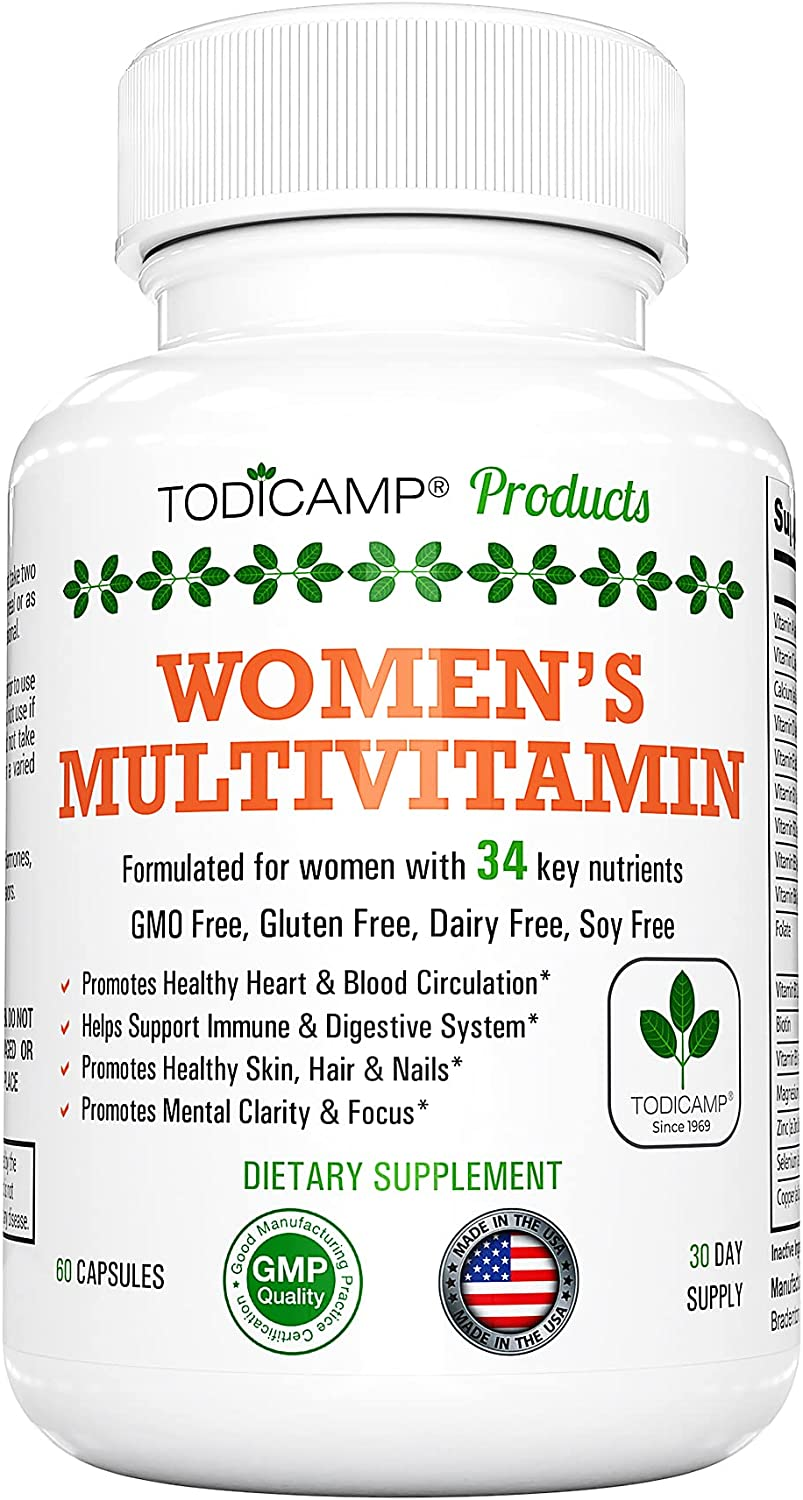 Womens Multivitamin by Todicamp Super sale special price Multivit Products Daily -