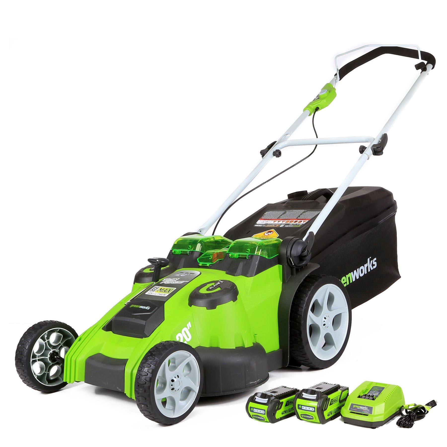 Greenworks Cordless Batteries Included 25302