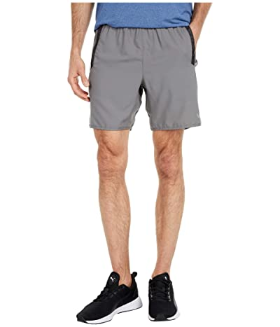 RVCA Yogger IV Shorts (Smoke 1) Men