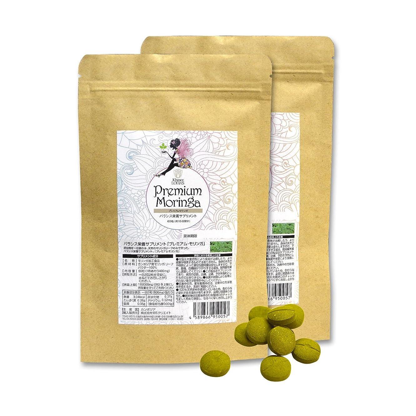 ファイナンス非効率的なミリメートルプレミアムモリンガ サプリメント 無添加 無農薬 人気の約30日分 1粒400mg×120粒 スーパーフード 食物繊維や栄養素が豊富なモリンガ