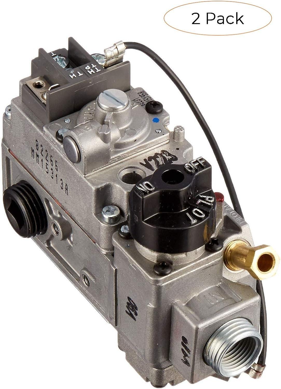 Fоur Расk Robertshaw 710-502 Low Profile mV Gas Valve