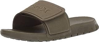 Hurley Men's Fusion 2.0 Slide Sandal