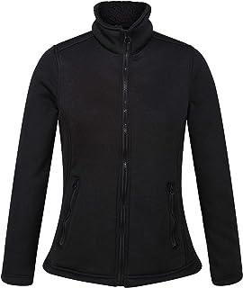 Regatta Razia Knit Effect Full Zip Fleece Sweater para Mujer