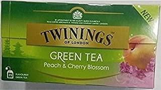Twinings Green Tea Lemon Honey 25 Teabags