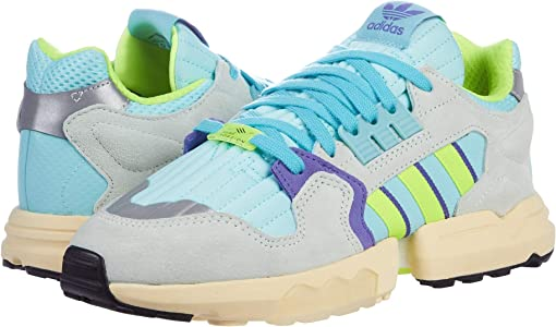 Clear Aqua/Solar Yellow/Purple
