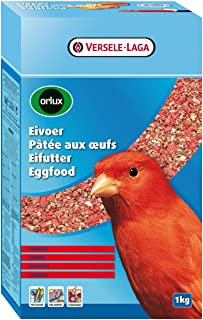 Orlux Bird, Versele Laga Eggfood Dry Red For Canary 1kg