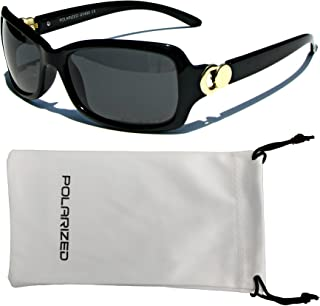 b1b7a18909 VOX mujeres polarizado gafas de sol de diseñador clásico Chic moda gafas