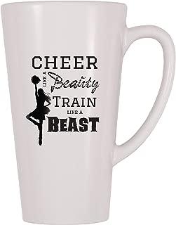 cheer like a beauty train like a beast