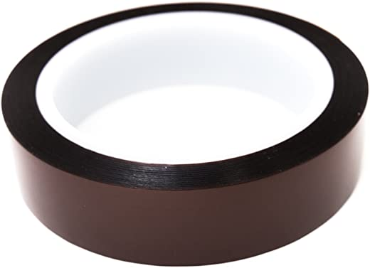 ✅Bertech Kapton Tape, 2 Mil Thick, 1″ Wide x 36 Yards Long, 3″ Core #Tools & Home Improvement Hardware
