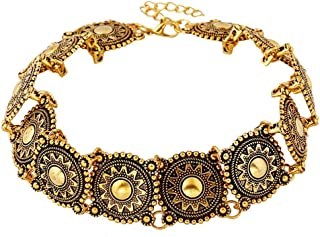 Clearance! Hot Sale! ❤ Woman Fashion Alloy Necklace New Vintage Gothic Collar Choker Necklace Under 5 Dollars Valentine's Day Gifts for Girlfriend