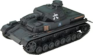 Platz Pz.Kpfw. IV Ausf. D Ankou-San Team Version from Anime TV Series of Girls und Panzer Kit, 1:35 Scale