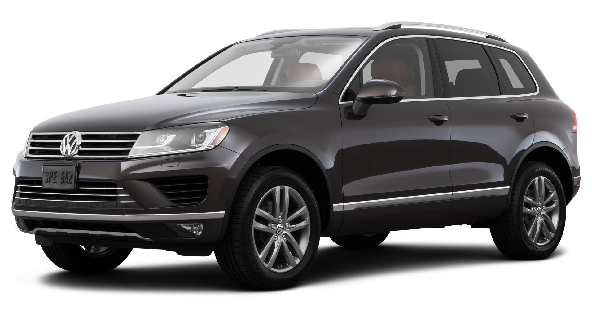 ... 2015 Volkswagen Touareg Executive, 4-Door TDI ...