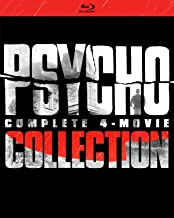 Psycho: Complete 4-Movie Collection [Blu-ray]