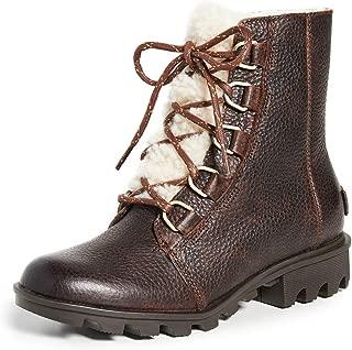 Sorel Women's Phoenix Short Lace up Boots