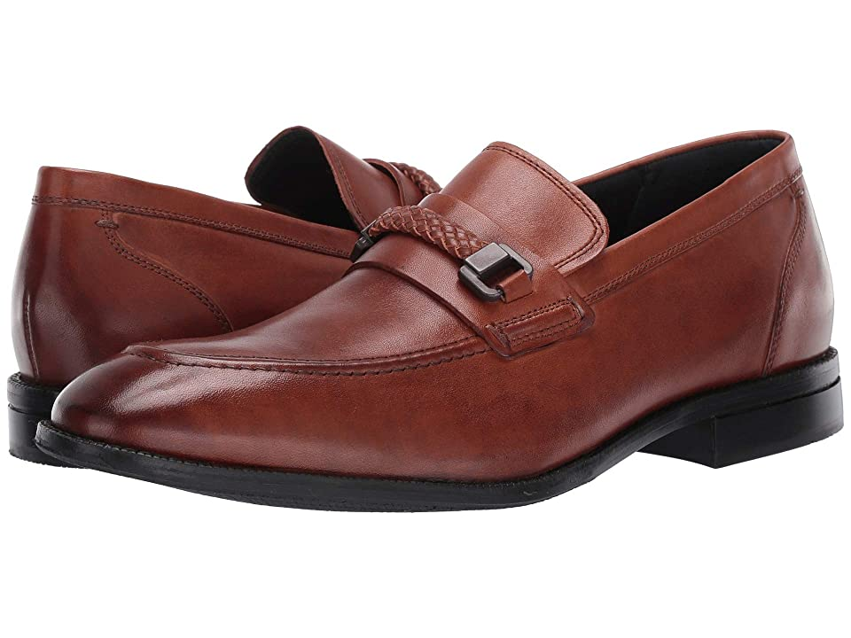 Cole Haan Warner Grand Bit Loafer (British Tan) Men
