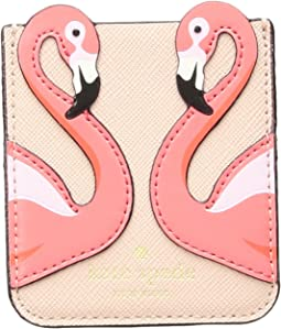 Flamingo Sticker Pocket