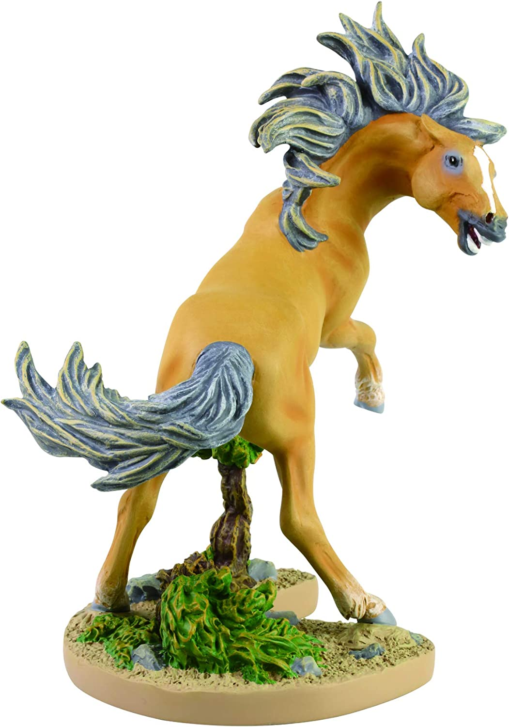 Excellence Enesco Trail Sales for sale of Painted Ponies Inch Figurine Multi 9.06 Voodoo