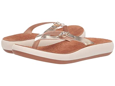 Ancient Greek Sandals Tina Comfort (Platinum) Women
