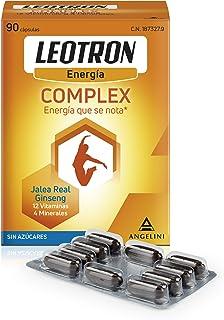 Leotron Complex Vitaminas y Minerales. 90 + 30 cápsulas