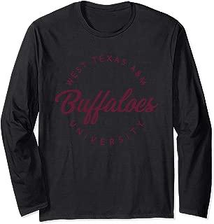 West Texas A&M Buffaloes NCAA Long Sleeve RYLWTX04