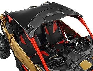 Can-Am New OEM Maverick X3 Black Bimini Roof with Sun Visor, 715002901