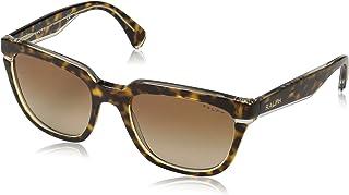 نظارة شمسية بتصميم مربع للنساء من رالف لورين