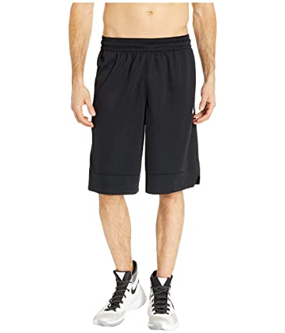 Nike Dry Icon Shorts (Black/Black/White) Men