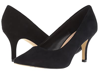 Bella-Vita Define (Black Suede) High Heels