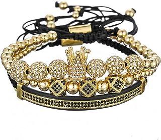 b426776b5d8f Amazon.es: corona cumpleaños - Pulseras / Mujer: Joyería