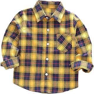 new product d65ef cba05 Amazon.it: camicia quadri - Bambini e ragazzi: Abbigliamento