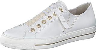 Paul Green Damen Sneakers Turnschuhe Freizeitschuhe 4810-186 Weiß White Neu