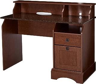 Sаudеr Deluxe Premium Collection Graham Hill Desk Autumn Maple Finish Decor Comfy Living Furniture
