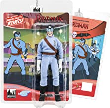 Figures Toy Company Birdman & The Galaxy Trio 8 Inch Retro Action Figures Series: Number One