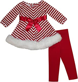 bonnie baby santa dress