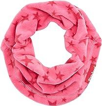 Playshoes Kinder-Unisex atmungsaktiv, mit Sternen-Muster Softer Rundschal geeignet für kalte Tage