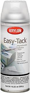 Krylon K07020007 10.25-Ounce Easy Tack Repositionable Adhesive Spray