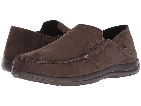 Santa Cruz Convertible Leather Slip-On