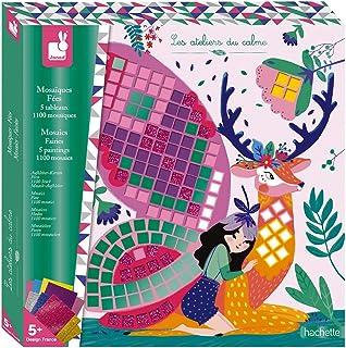 Janod Kit Créatif - Mosaïques Fées, J07901