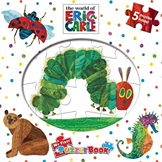 Ravensburger My First Puzzle Book: Eric Carle